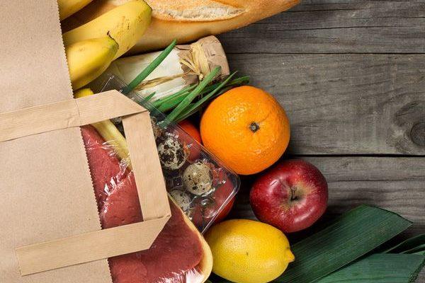 Online Lebensmittel