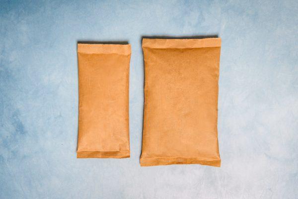 Umweltfreundliches Gelpack